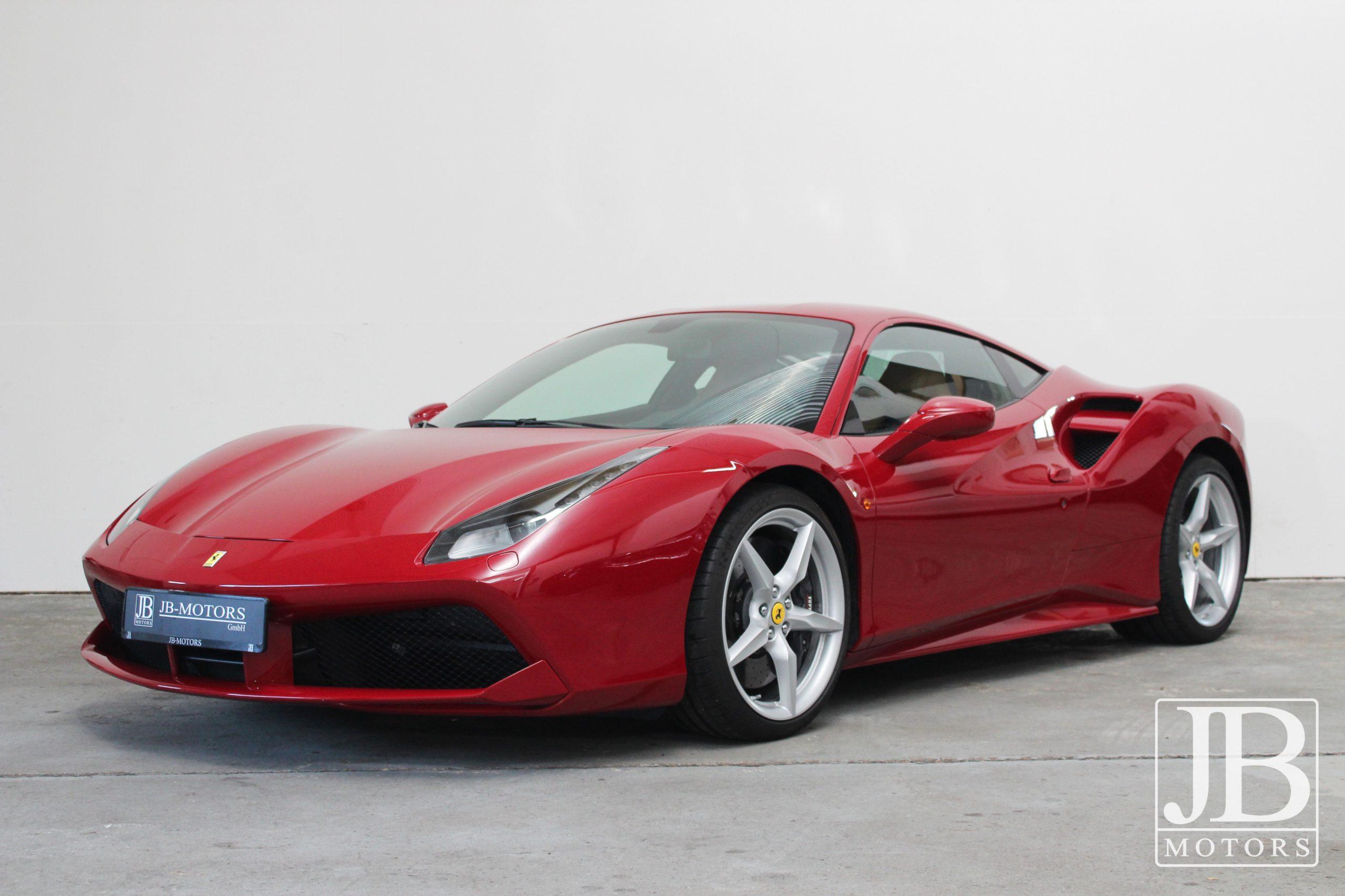 Ferrari 488 GTB 2