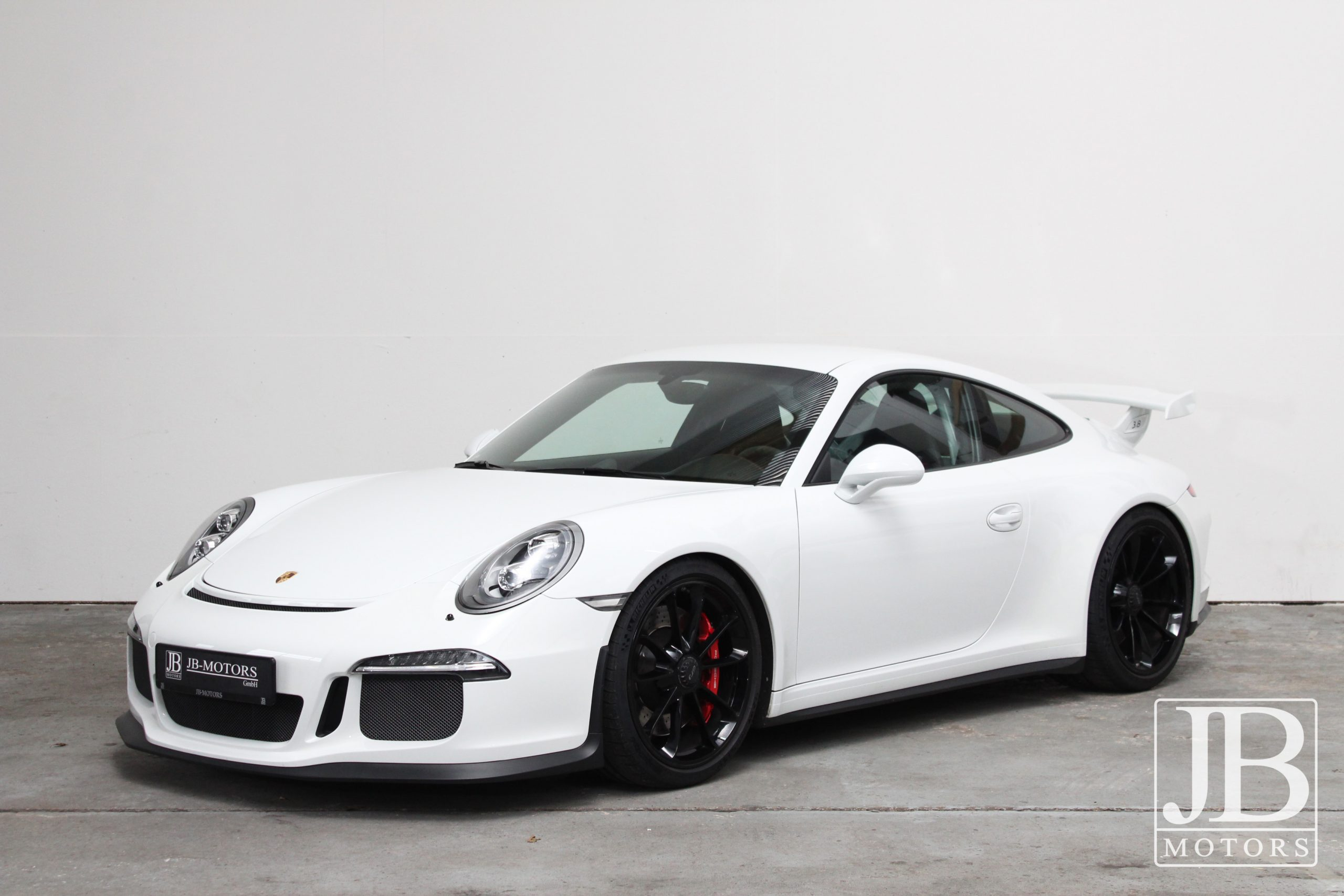 Porsche 991 GT3 Clubsport 1