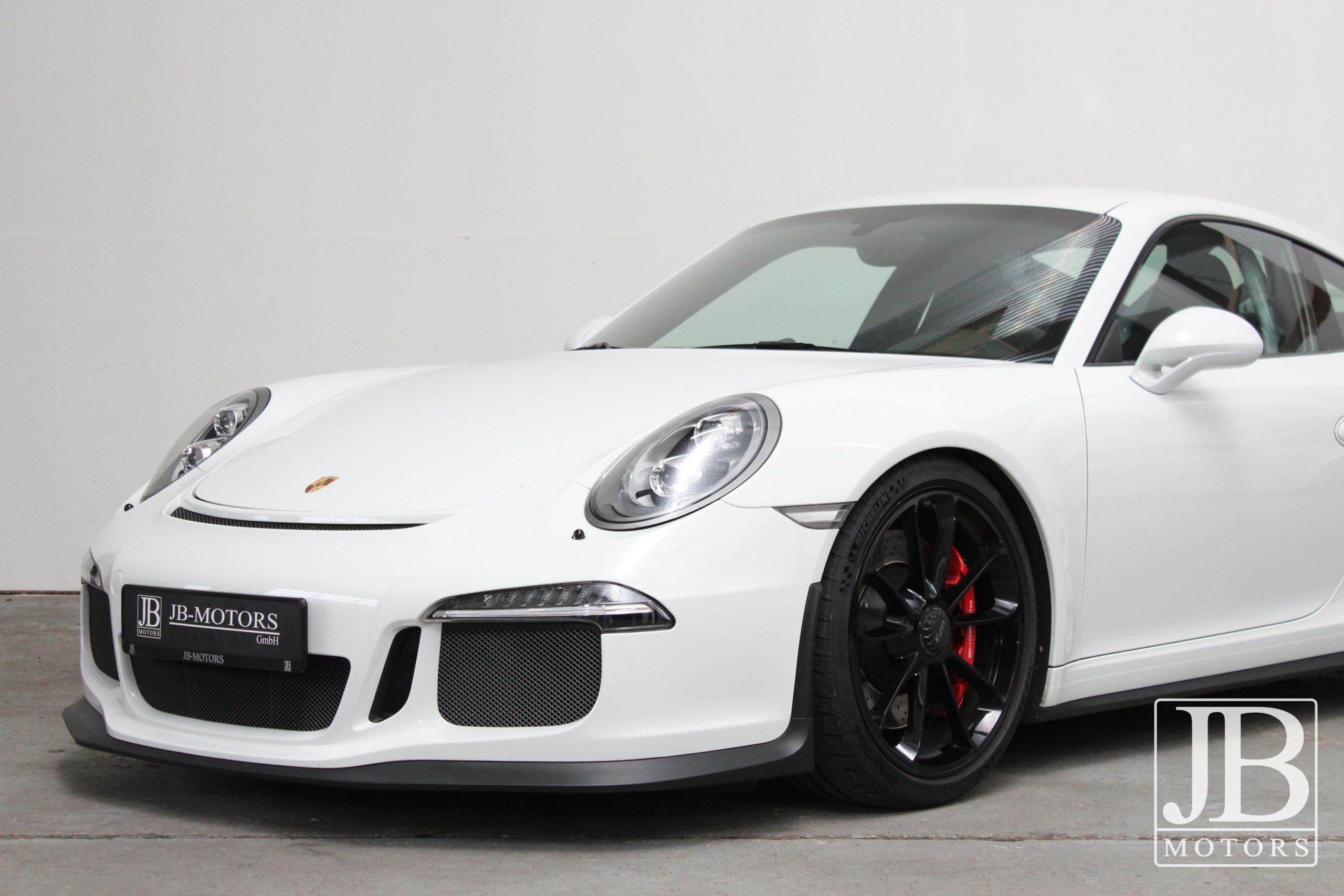 Porsche 991 GT3 Clubsport 2