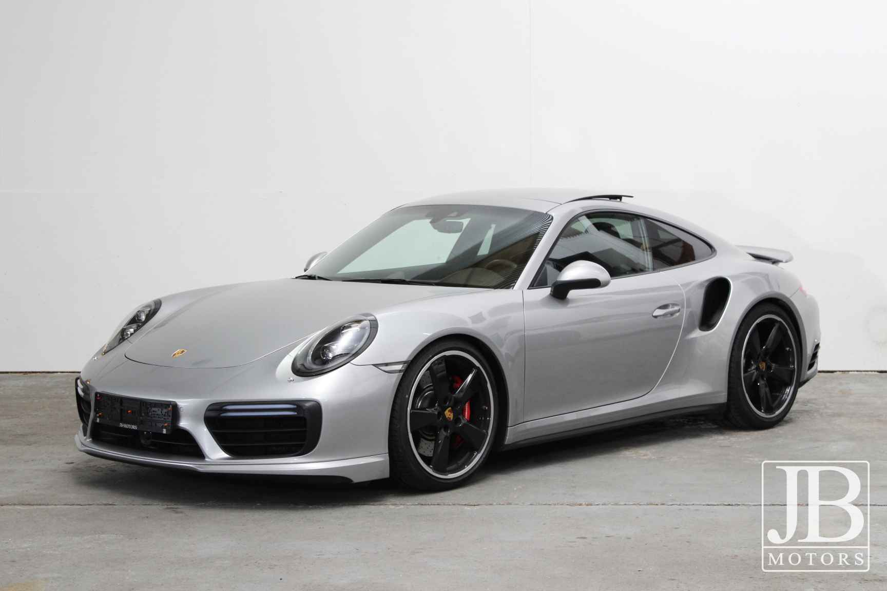 Porsche 991.2 Turbo Techart 1